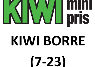 KIWI Minipris BORRE