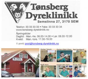Tønsberg Dyreklinikk